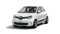 Nieuwe TWINGO E-TECH ELECTRIC