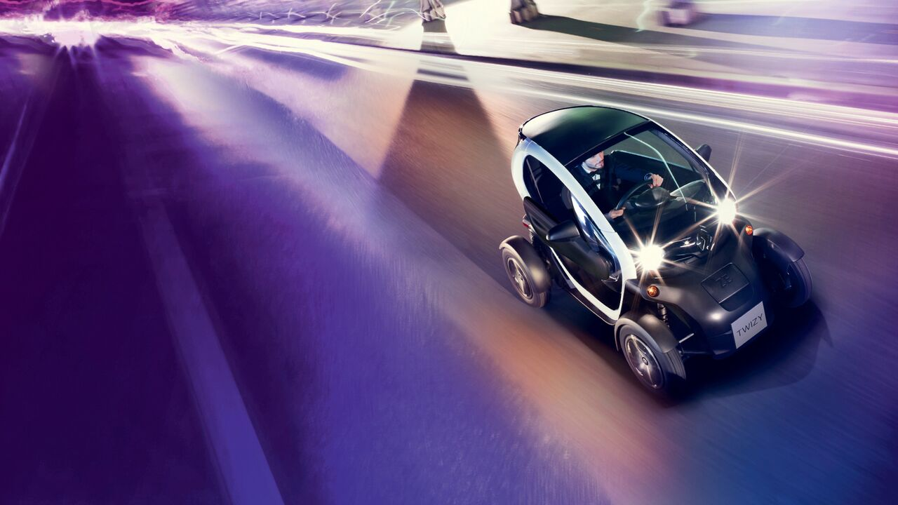 TWIZY E-TECH ELECTRIC
