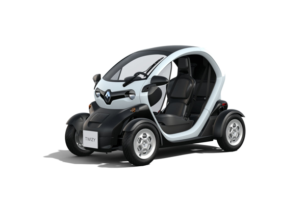 Renault TWIZY E-TECH ELECTRIC LIFE 45 B-Buy